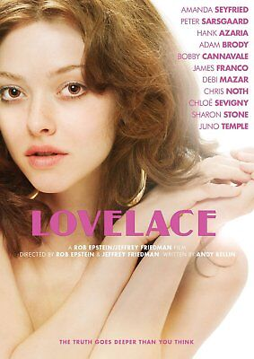 Lovelace [DVD] New and Factory Sealed!!