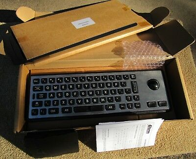 Storm 2210-220223 Public Environment Keyboard / Trackball NEW IN BOX USB Retail