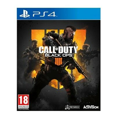 Call of Duty: Black Ops 4 PS4 (SP)