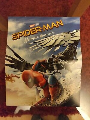 Spider-Man Homecoming UV HD Digital Code (NO DVD, UK Seller)