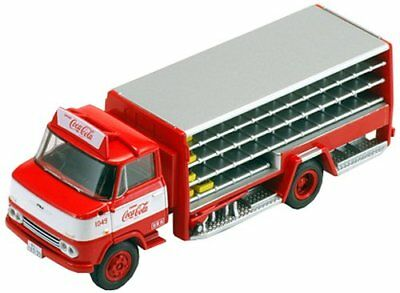 Tomica Limited Vintage TLV-92a Nissan 3.5t truck route Car Coca-Cola