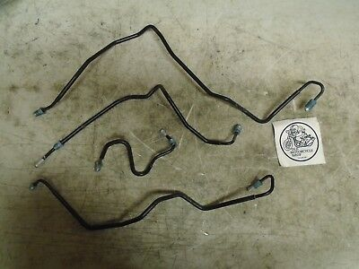 2010 - 2013 Bmw R1200Gs Abs Lines