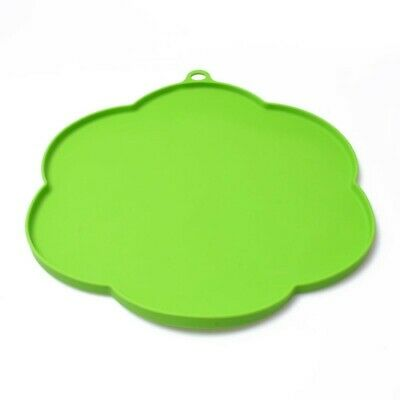Catit Flower Shaped Silicone Placemat to Stop Spills