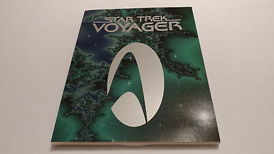 Star Trek Voyager Bible Limited Edition COA