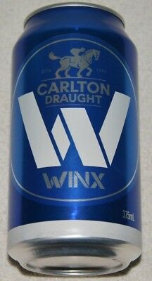 Winx Limited Edition Collectable Cox Plate Can