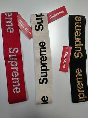 supreme  headband....free shipping..... by kid fresh