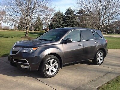 2011 Acura MDX Technology 2011 Acura MDX, Technology Pkg., 4 Wh Dr., One Owner