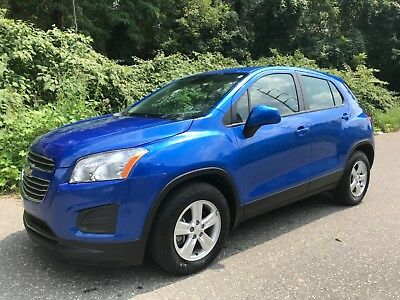2015 Chevrolet Trax LS 2015 Chevy Trax Automatic 1.4L Supercharged 29 MPG Runs Great Don't Miss It