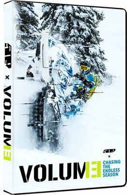 NEW 509 Volume 13 DVD (2018) Snow Snowmobile Snow Machine Sled-Sealed-GREAT GIFT