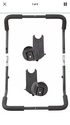 New Baby Jogger Car Seat Adapter city select LUX premier for Chicco Peg Perego