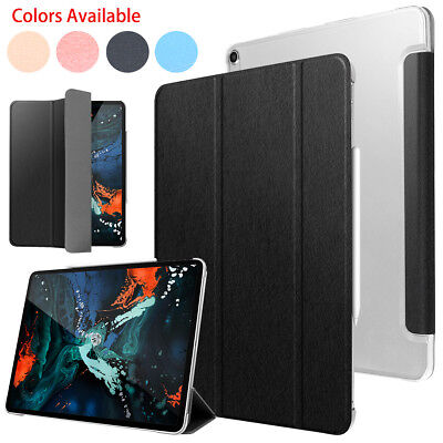 "Slim Magnetic Leather Smart Cover Case For iPad 6th 9.7"" iPad Pro 11 12.9 2018"