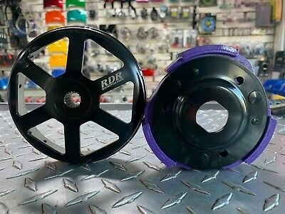 Scooter GY6 150cc High Performance RDR Clutch and Clutch Bell