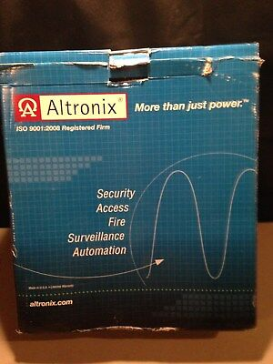 Altronix ALTV2416ULX CCTV Camera Power Supply 24VAC 7A 16 Fused Outputs New