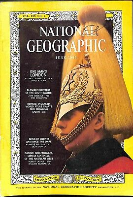 National Geographic, June 1966