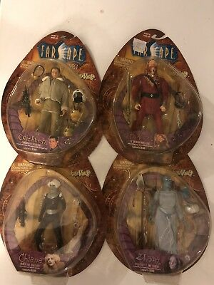 Farscape Collection Action Figures