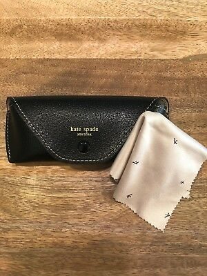 """Reading Glasses Case """"kate Spade"""" New!! Perfect For Small Optical Glasses!"""