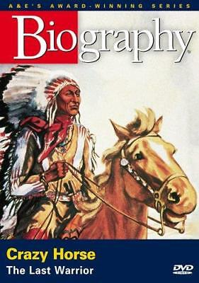 Biography - Crazy Horse: The Last Warrior  DVD