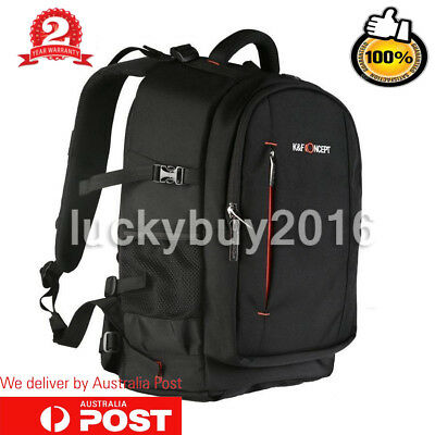 K&F Concept Professional SLR Camera Backpack for Photo Tours Shooting