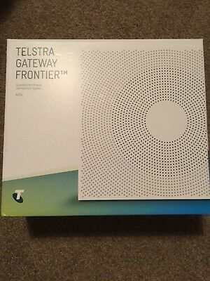 Telstra Gateway Frontier Brand New Sealed In Box