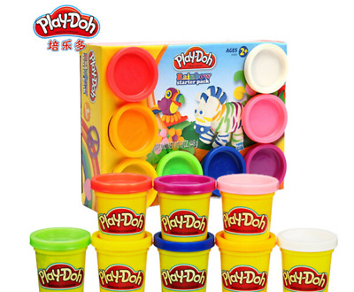 A7923 Hasbro Play-Doh Rainbow Starter Pack - 8 Packs