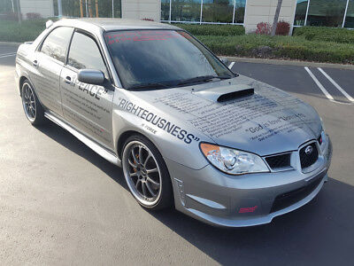2007 Subaru WRX STI Sedan 4-Door 2007 SUBARU WRX STI, ONLY 16K MI, $60K IN UPGRADES!