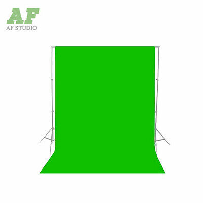 Photography 10ft x 10ft Chromakey Green Screen Backdrop 3 x3m Muslin Background