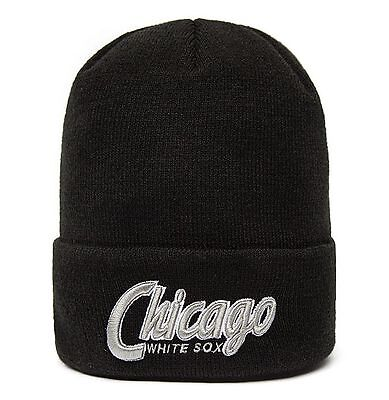Chicago White Sox New Era MLB  Script Cuff Hat - New with Tags - Quality Brand