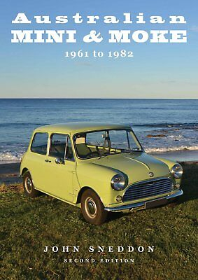 "The Reference Book ""Australian Mini & Moke - 1961 to 1982, 2nd Edition -"