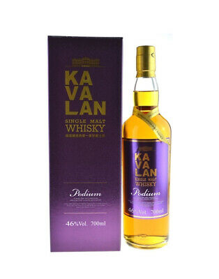 Kavalan Podium Single Malt Whisky 700ml @ 46 % abv