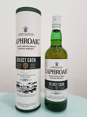 Laphroaig Select Cask Single Malt Scotch Whisky 700ml 40 % abv