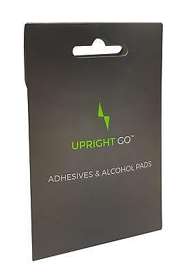 UPRIGHT GO Adhesive Pads Stickers for Posture Corrector Trainer Wearable Tech
