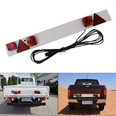 4FT Trailer Light Lighting Board Reflectors 5M Cable Suitable For Trailers