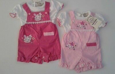 Premature preemie tiny baby girls clothes two piece set 3-12 lbs newborn baby