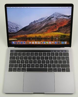 "Apple MacBook Pro Retina TouchBar 13,3"" i5 2,9 Ghz 8 GB Ram 256 GB SSD MLH12B/A"