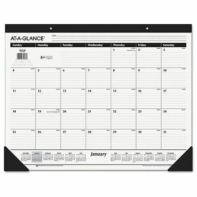 "AT-A-GLANCE Ruled Desk Pad, 22"" x 17"", 2018 *BEST PRICE&SERVICE IN THE US*"