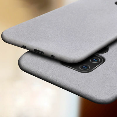 For Huawei Mate 20 X/20 Pro Lite Shockproof Soft TPU Sandstone Matte Case Cover