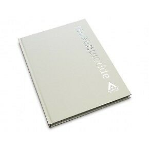 Agenda Salon Appointment Book - White - 6 Column