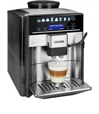 Siemens TE617503EN EQ.6 series 700 Coffee machine Stainless steel automatic