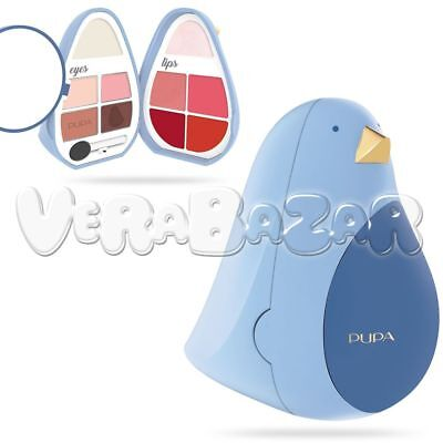 Pupa Trousse Cofanetto Trucco Make Up Lovely Bird 2 - Colore 003