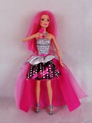 Singing 'Princess Courtney' Barbie