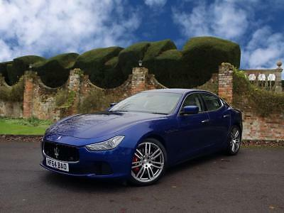 Maserati Ghibli 3.0 TD V6 (s/s) 4dr Auto, SWITCHABLE SPORTS EXHAUST+HEATED SEATS