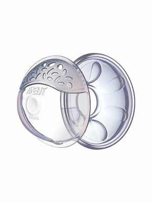 Avent - Breast Shell Set - Protects Nipples & Collects Excess Milk - 6 Pieces