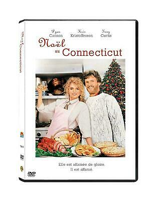 Christmas In Connecticut (Version française)  [DVD] New and Sealed!!