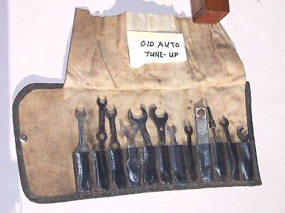 Vintage Auto Tune Up Tools Delco Ignition Wrench