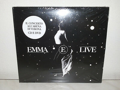 Cd + Dvd Emma - Live