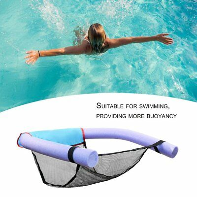 Universal Swimming Floating Chair Amazing Pool Noodle Chair Super Buoyancy O812