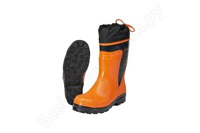 STIHL CHRISTMAS GIFT RUBBER  CHAINSAW BOOTS size 5 1/2 - 7 new