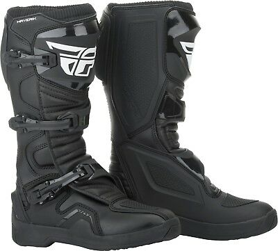 Fly Racing Stivali Furistrada Maverik Boot Black Tg. 9