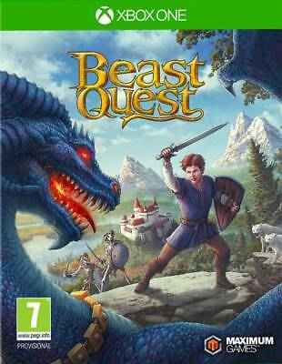 Beast Quest  XBox One Neuf sous Blister