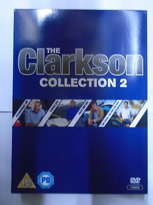 Clarkson Collection 2011 (DVD, 2011, 4-Disc Set, Box Set) NEW & SEALED, U8/U9